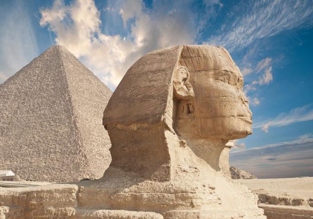 Africa, Egypt, Giza