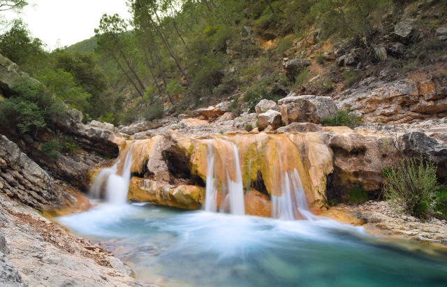 Andalusia, Bedrock, Body of water