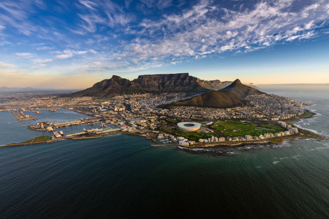 Africa, Cape Town, City of Cape Town