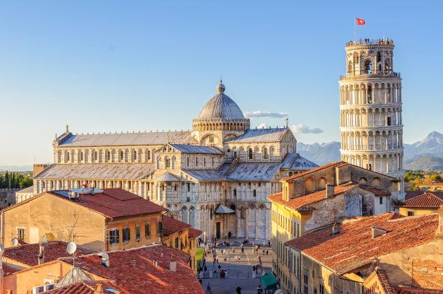 Europe, Italy, Pisa