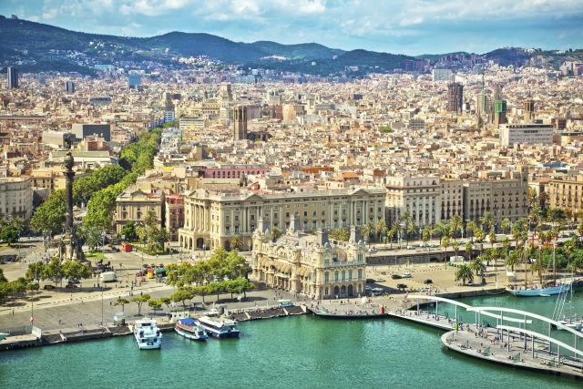 Barcelona, Catalonia, Europe