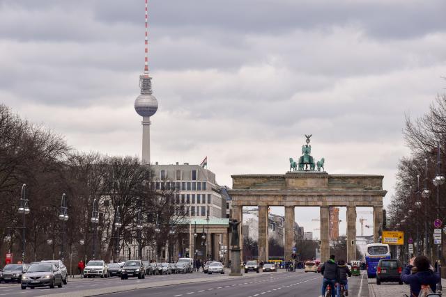 berlin, brandenburger tor, landmark