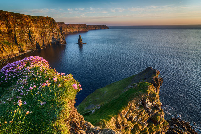 Cliff, County Clare, Ireland