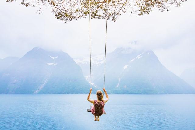 Adventure, Body of water, Highland