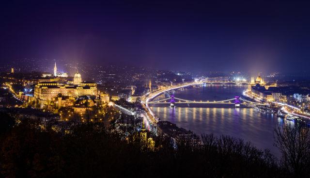 Bridge, Buda Castle, Budapest