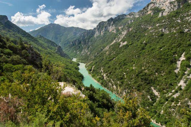 Verdon en Provence-Alpes-Côte d'Azur, France