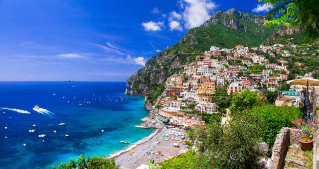 Positano, Amalfiküste