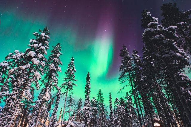 alaska, alaska nothern lights, Northern lights