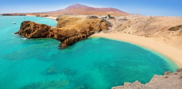 Ajaches, Azure, Canary Islands