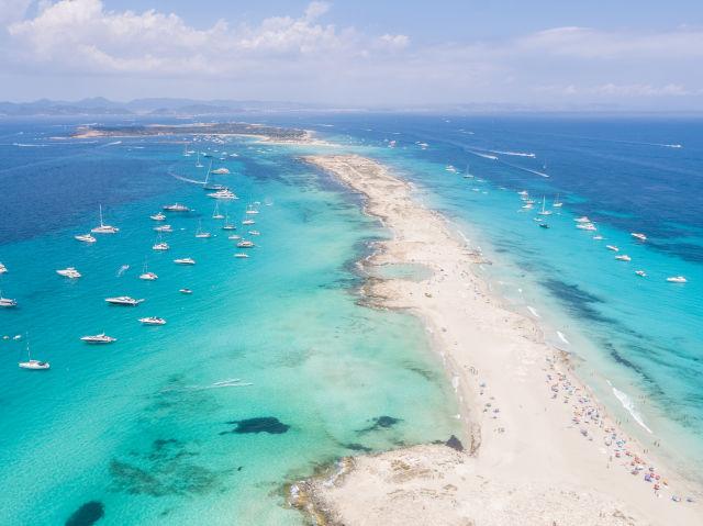 Atoll, baleares, Balearic Islands