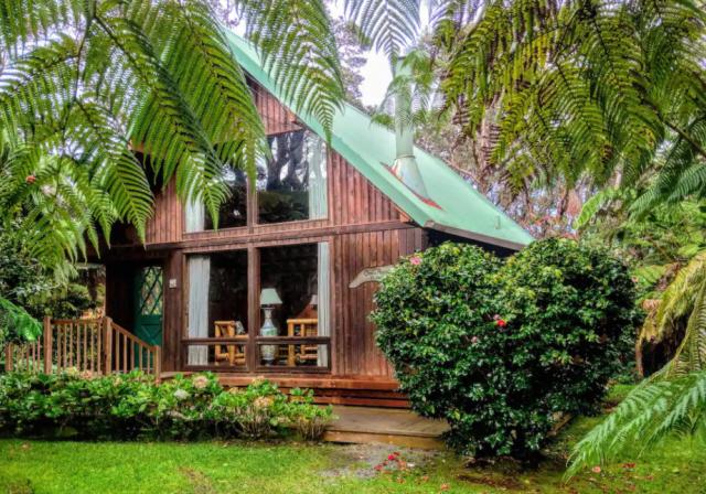airbnb, Oma's Hapu'u Hideaway