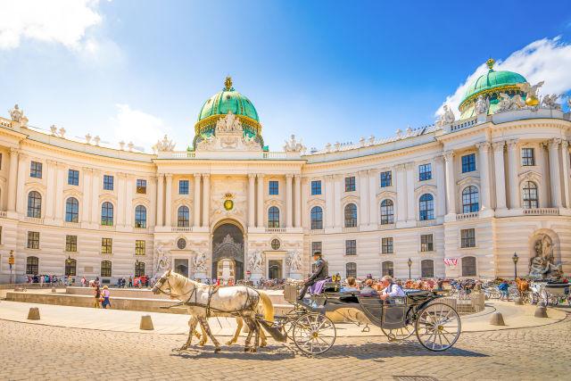 Alte Hofburg, Architecture, Austria