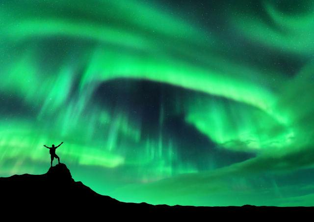 Atmosphere, Atmospheric phenomenon, Aurora