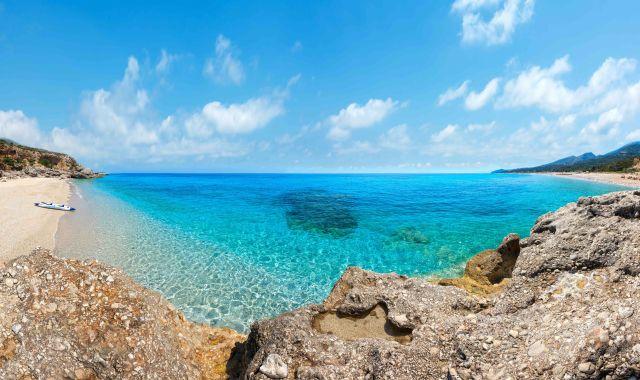albania, beach