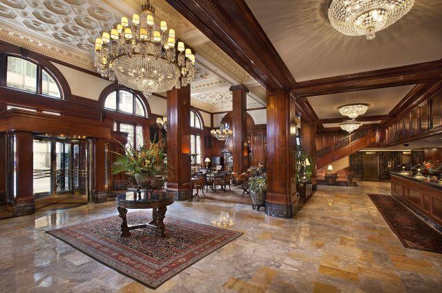 benson hotel portland