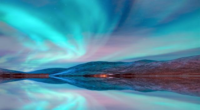 Atmosphere, Aurora, Aurora Borealis