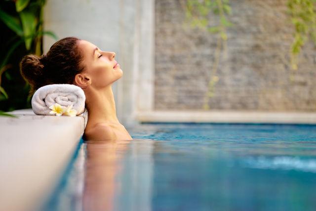 Pool, Spa, wellness