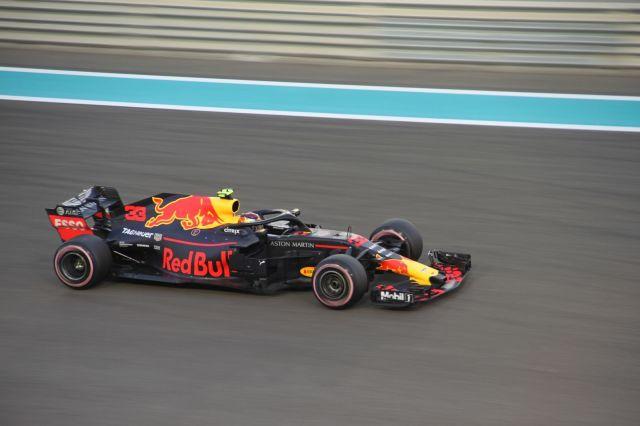 Formule 1 Abu Dhabi Corendon