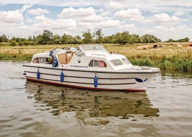 Sunstar Boat, hoseasons