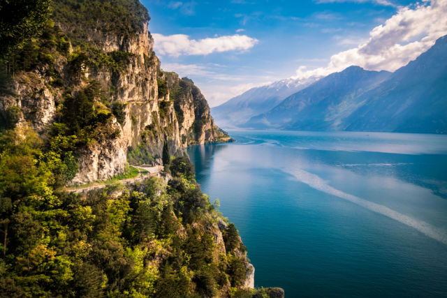 Garda, Garda Lake
