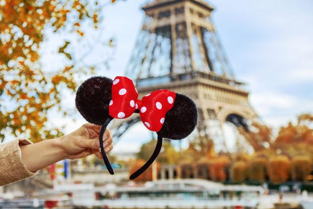 Disneyland Paris, Paris, Disneyland