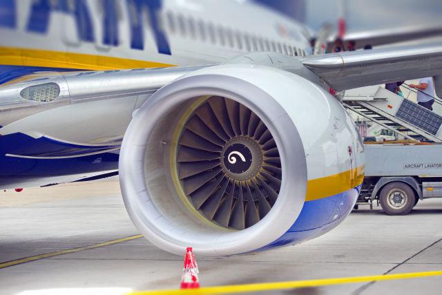 airplane, Ryanair, flight