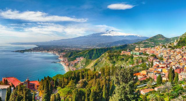 Catania, etna, Etna Volcano