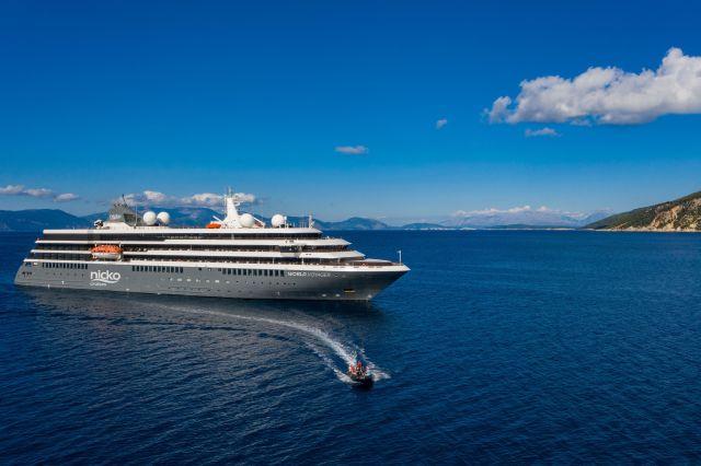 nicko cruises, world voyager