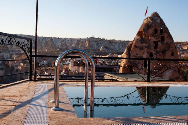 Cappadocia Cave Rooms, booking.com