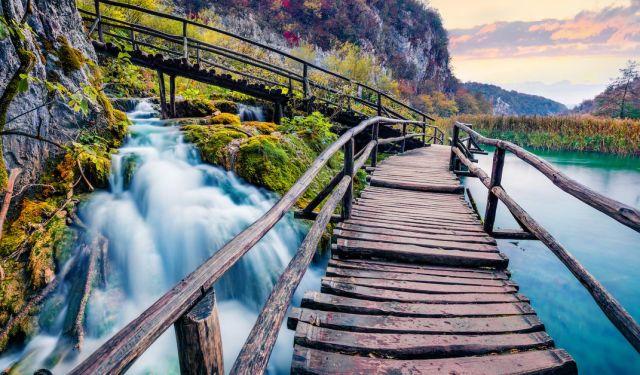 Plitvica Lakes, shutterstock