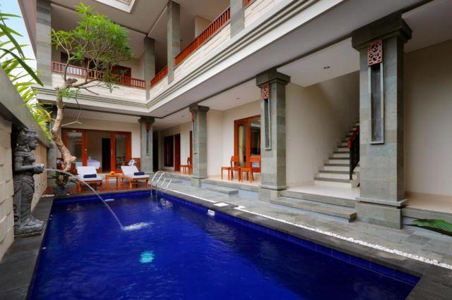 Singgah Hotel Seminyak, Bali, Indonesien