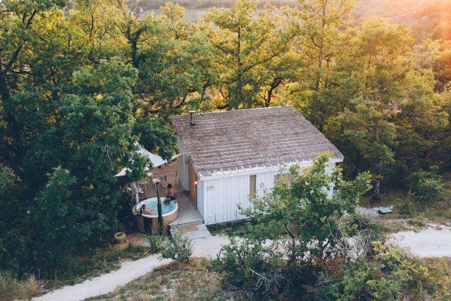 Cabane spa et sauna privatif près de Toulouse, France, airbnb