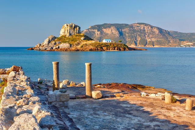 Azure, Coast, Greece