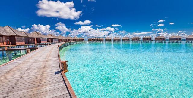 Hôtel Sun Siyam Olhuveli 4*, Voyage Privé, Maldives