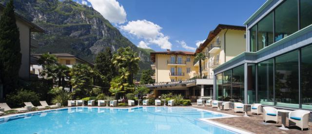 Villa Nicolli Romantic Resort, lago di garda