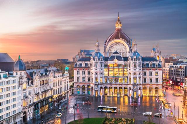 PREMIER SUITES PLUS Antwerpen