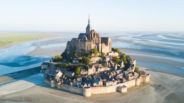 Mont Saint Michel, Mont-Saint-Michel, Mont Saint Michel Bay