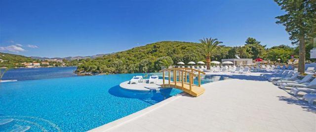 Aminess Port 9 Hotel, korcula, Croatia