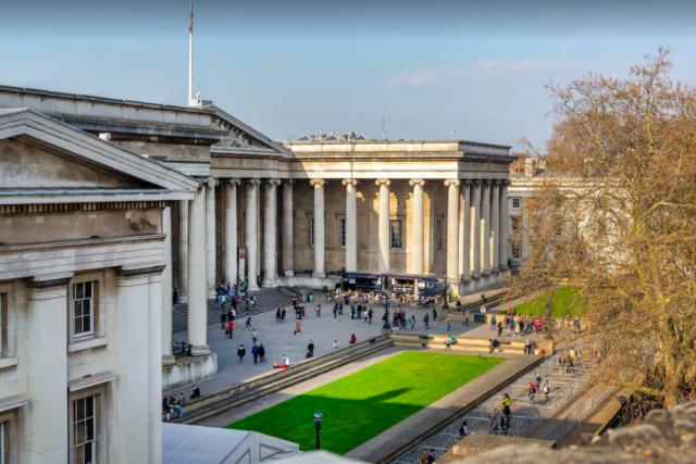 british museum penthouse