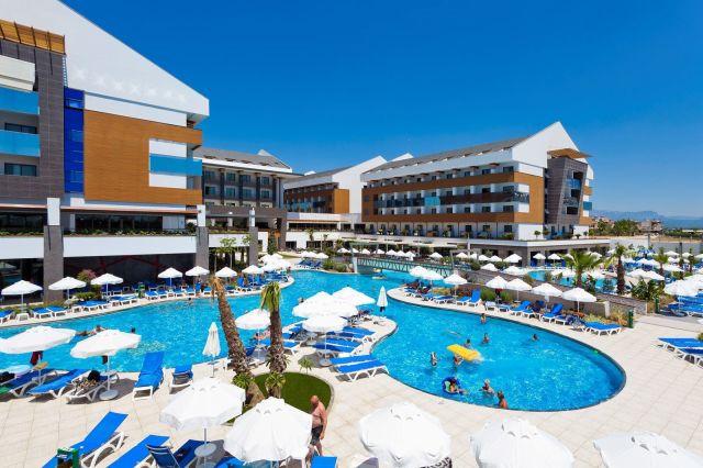 Corendon, Partner, Terrace Elite Resort