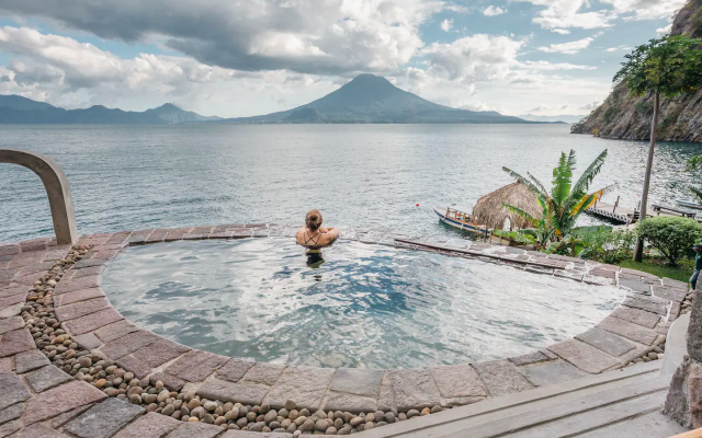 airbnb, la fortuna atitlan