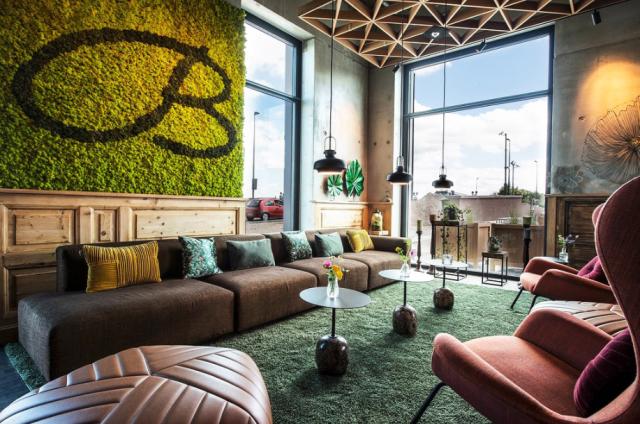 Hotel Four Elements Amsterdam, Partner, travelcircus