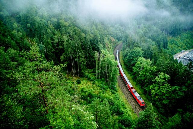 Adobe, bahn, Train