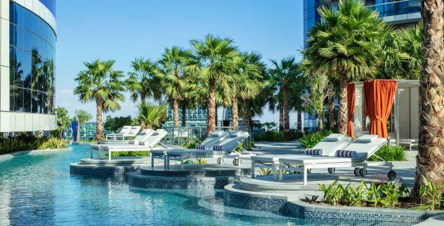 Paramount Hôtel Dubaï 5*, Dubai, United Arabs Emirates