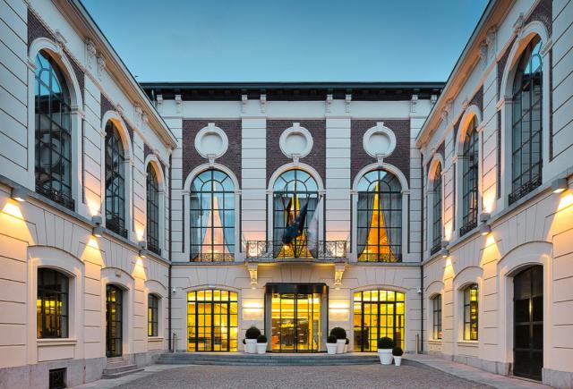 Partner, travelcircus, Van der Valk Sélys Hotel & Spa