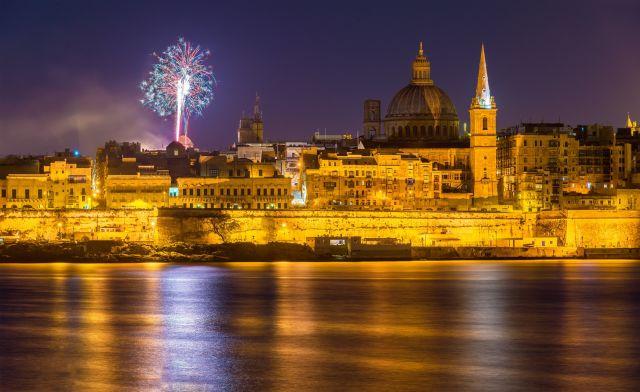 Malta, Malta firework