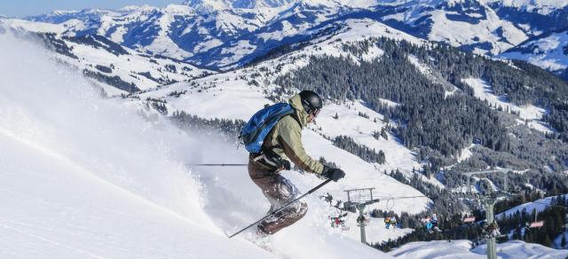 Österreich, Ski, Tirol