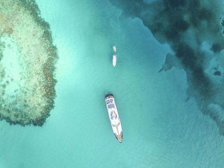 Aerial photography, Aqua, Azure