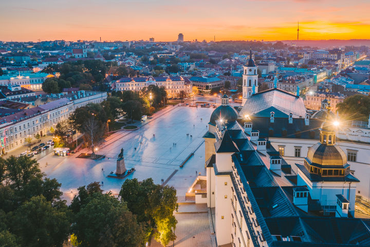 Lithuania tourist board