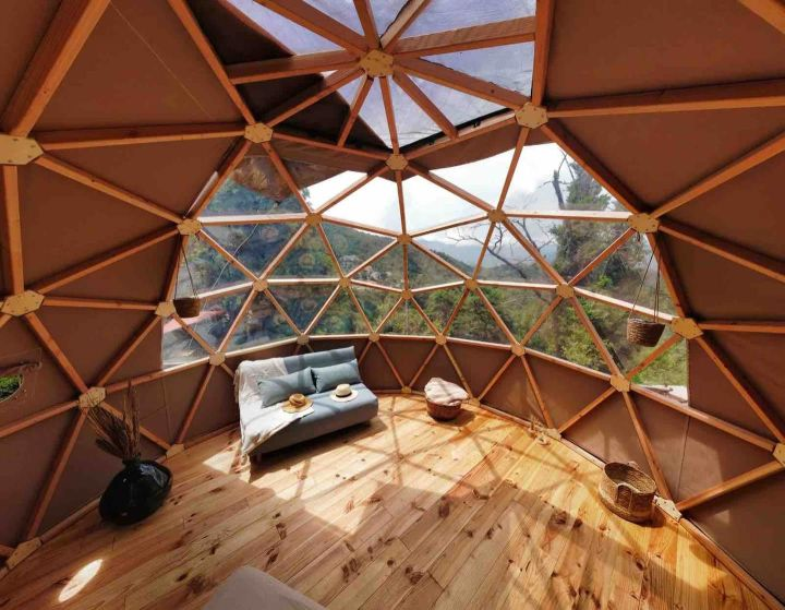airbnb, De Mimi Dome, Partner